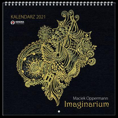 Kalendarz 2021 - Imaginarium