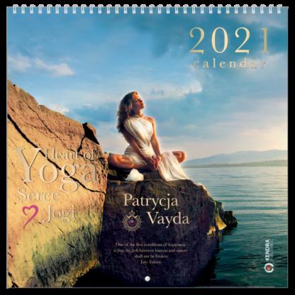 YOGA - Kalendarz 2021
